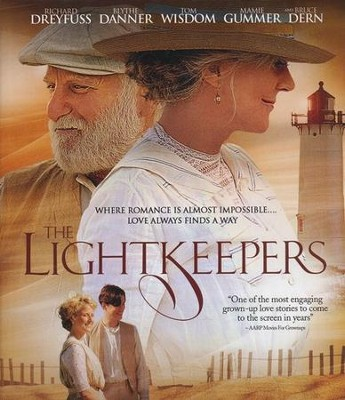 The Lightkeepers, Blu-ray   -