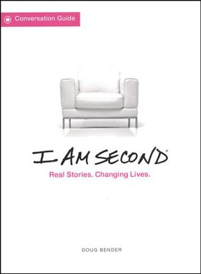 I Am Second Conversation Guide  - Slightly Imperfect  -     By: Dave Sterrett, Doug Bender
