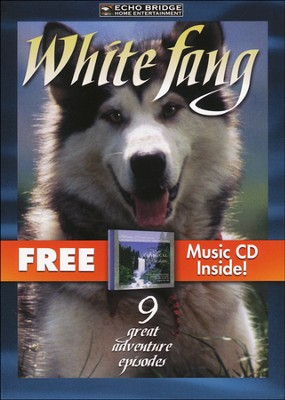White Fang with FREE Bonus Classical CD   -