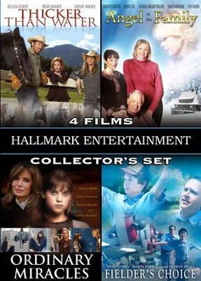 Hallmark Entertainment 4 Films Collector's Set   -