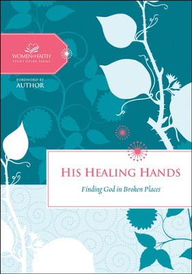His Healing Hands: Finding God in Broken Places  - Slightly Imperfect  -     By: Margaret Feinberg