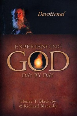 Experiencing God Day by Day Devotional - Slightly Imperfect  -     By: Henry T. Blackaby, Richard Blackaby