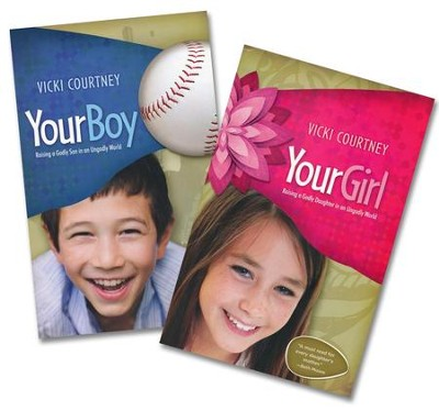 Your Boy / Your Girl 2-Volume Pack  -     By: Vicki Courtney