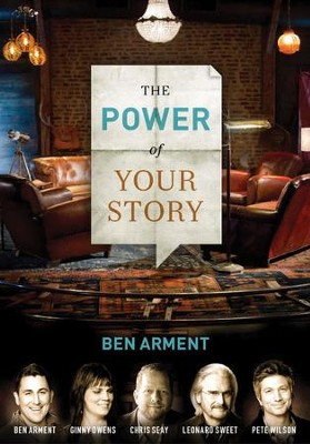 The Power of Your Story DVD-Based Study Kit   -     By: Various Authors