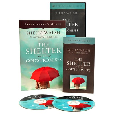 The Shelter of God's Promises: DVD-Based Bible Study Kit  -     By: Sheila Walsh