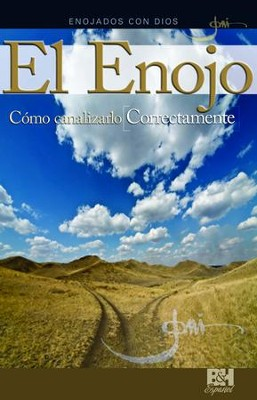 El Enojo: Cómo Canalizarlo Correctamente, Panfleto    (Anger: Aim It in the Right Direction, Pamphlet)  -     By: Joni Eareckson Tada