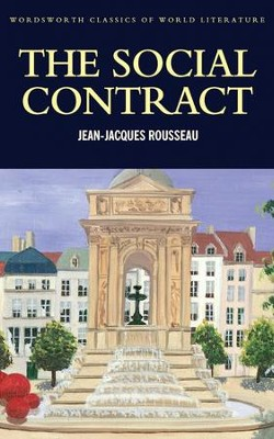 Social Contract  -     By: Jean Jacques Rousseau