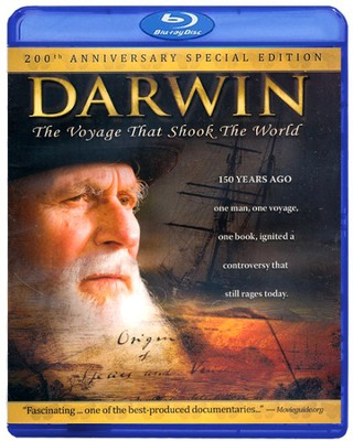 Darwin: The Voyage That Shook the World, Blu-ray   -