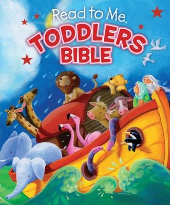 Read to Me Toddlers Bible - Slightly Imperfect  -