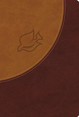 NIV New Spirit Filled Life Bible, Imitation leather, butterscotch/auburn--indexed  -     By: Jack Hayford