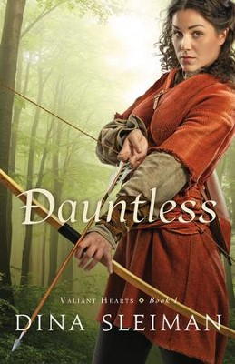 Dauntless (Valiant Hearts Book #1) - eBook  -     By: Dina Sleiman