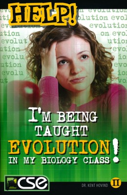 HELP: I'm Being Taught Evolution In My Biology Class!  -     By: Kent Hovind