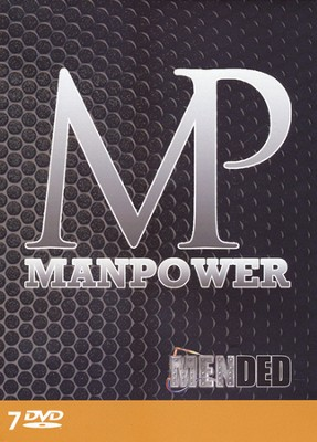 ManPower 2010 DVD Set   -     By: T.D. Jakes