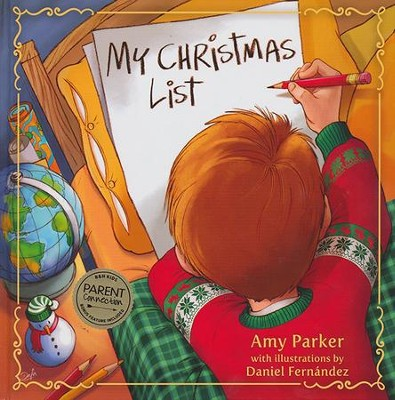 My Christmas List  -     By: Amy Parker