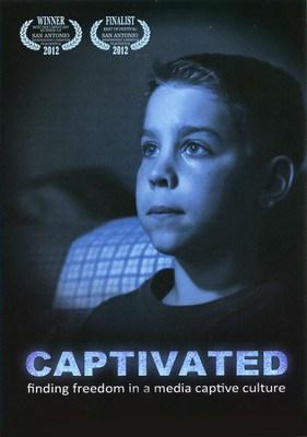 Captivated: Finding Freedom in a Media-Captive Culture--DVD  -     By: Phillip Telfer