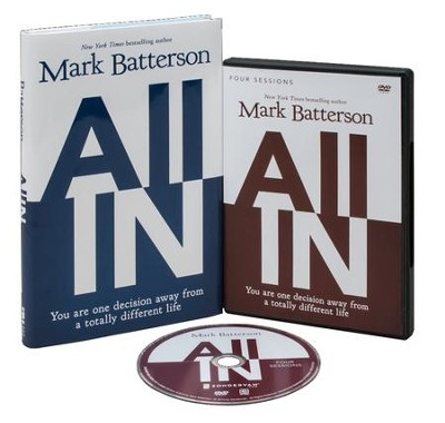 All In Curriculum Kit: You Are One Decision Away From a Totally Different Life  -     By: Mark Batterson