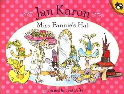 Miss Fannie's Hat   -     By: Jan Karon