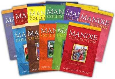 Mandie Collection, Volumes 1-11  -