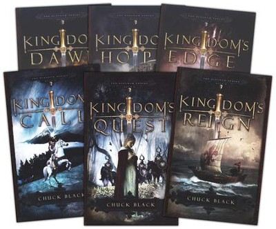 Kingdom Series, Vols 1-6   -     By: Chuck Black