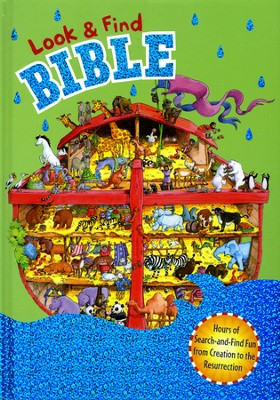 Look & Find Bible   -