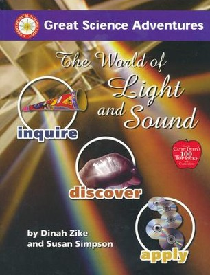 The World of Light and Sound   -     By: Dinah Zike, Susan Simpson