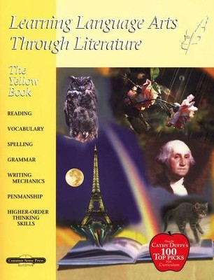Learning Language Arts Through Literature, Teachers Guide Gr. 3   -