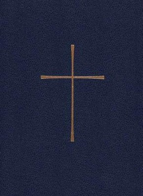 1979 Book of Common Prayer, Personal Edition  Imitation Leather, Blue  -
