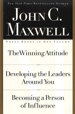John C. Maxwell 3-in-1 Collection                                       -     By: John C. Maxwell