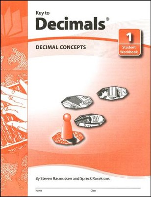 Key To Decimals, Book #1   -