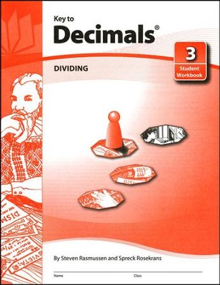 Key to Decimals, Book #3  - Slightly Imperfect  -