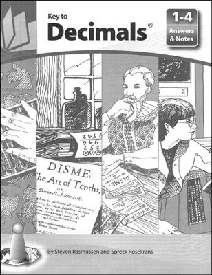 Key to Decimals Answers and Notes for Books 1-4   -