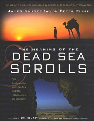 The Meaning of the Dead Sea Scrolls   -     By: James C. VanderKam, Peter Flint