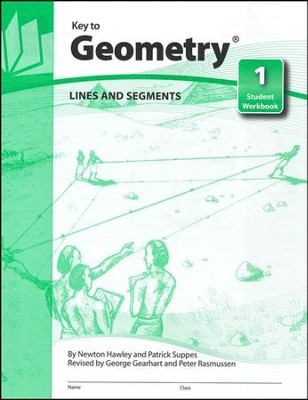 Key To Geometry, Book #1   -