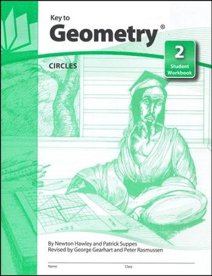 Key To Geometry, Book #2  - Slightly Imperfect  -