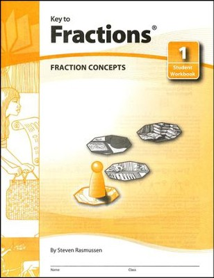 Key to Fractions, Book #1   -