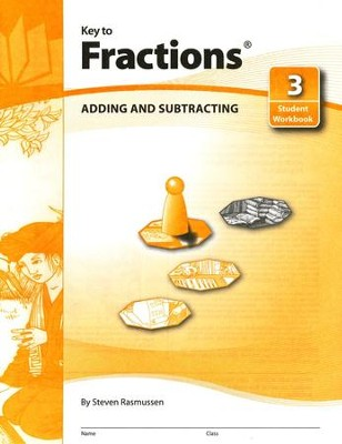 Key To Fractions, Book #3   -