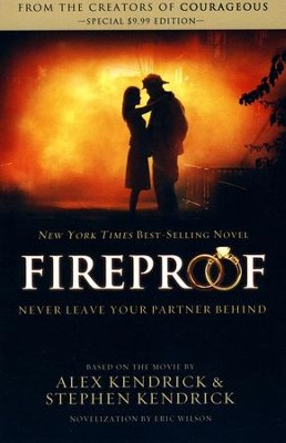Fireproof, paperback   -     By: Alex Kendrick