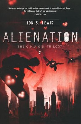 #2: Alienation  -     By: Jon Lewis