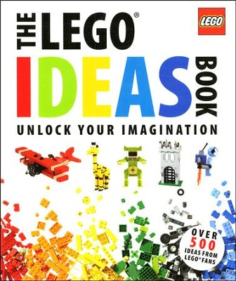 The LEGO Ideas Book   -     By: Daniel Lipkowitz