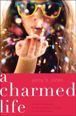 A Charmed Life Series, 3 Volumes in 1   -     By: Jenny Jones