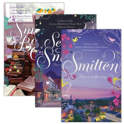 Smitten Series, Volumes 1-3  -     By: C. Coble, K. Billerbeck, D. Hunt, D. Hunter