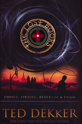 The Lost Books, 4 in 1: Chosen, Infidel, Renegade, Chaos  -     By: Ted Dekker