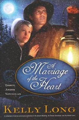 A Marriage of the Heart, 3-in-1  -     By: Kelly Long