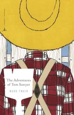 The Adventures of Tom Sawyer (Modern Library Classics)   -     By: Mark Twain