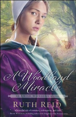 A Woodland Miracle, Amish Wonders Series #2   -     By: Ruth Reid