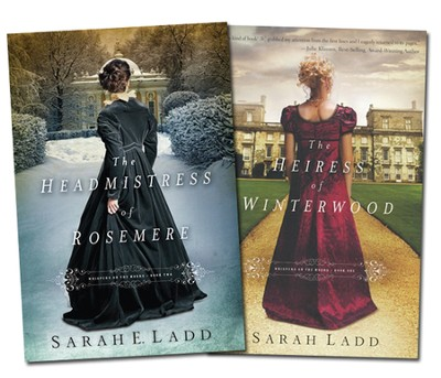 Whispers on the Moors Series, Volumes 1 & 2  -     By: Sarah E. Ladd