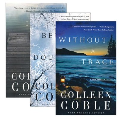 Rock Harbor Series, Vols 1-4 (rpkgd)   -     By: Colleen Coble