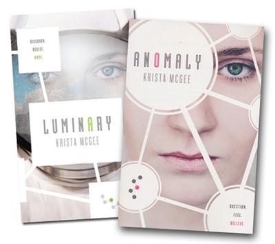 Anomaly Series, Volumes 1 & 2  -     By: Krista McGee