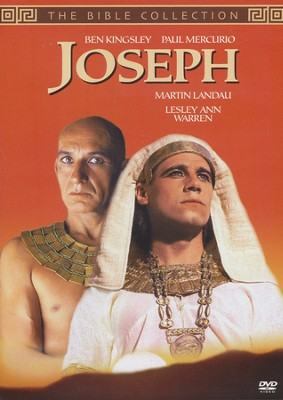 Joseph, The Bible Collection Series DVD   -