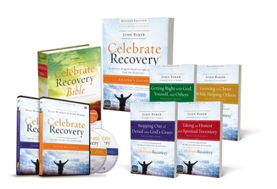 Celebrate Recovery Revised Edition Curriculum Kit: A Program for Implementing a Christ-centered Recovery  -     By: Rick Warren, John Baker
